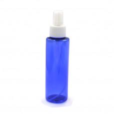 Бутылка синяя со спреем 60 мл.