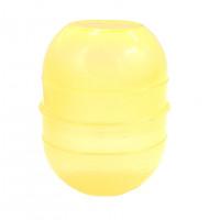 Шейкер для смешивания красок 110 ml желтый