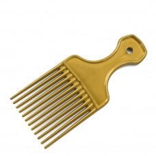 Гребень для Barber (Chengye) (золото)