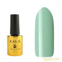 F.O.X gel-polish gold Pigment 184, 12 ml