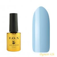 F.O.X gel-polish gold Pigment 426, 12 ml
