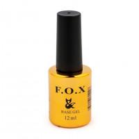 F.O.X Base Rubber 3D, 12 ml