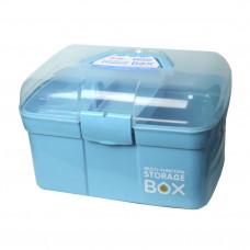 Контейнер-бокс Multi-Function Storage BOX (синий)