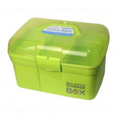 Контейнер-бокс Multi-Function Storage BOX (зеленый)