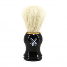 Помазок для бритья черн/золот  VAN DER HAGEN