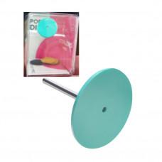 Диск педикюрный пластиковый PODODISC STALEKS PRO S в комплекте с сменным файлом 180 грит 5 шт (15 мм)
