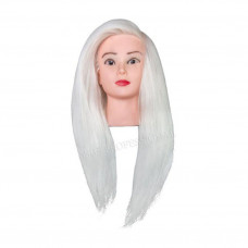Голова учебная (натуральный волосы) 4-519RW