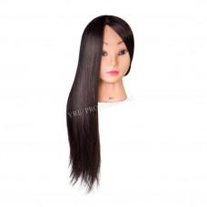 Голова учебная (иск. термо. волосы) MT4L