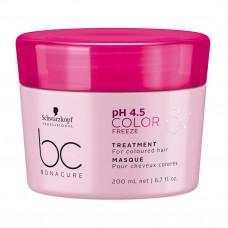 SCHWARZKOPF Маска для волос pH 4.5 Color Freeze 200ml.