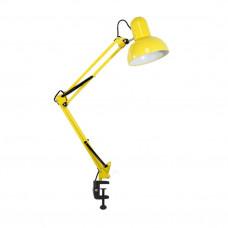 Лампа настольная для маникюра  на зажиме