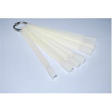 Планшет для образцов веер матовый 10шт