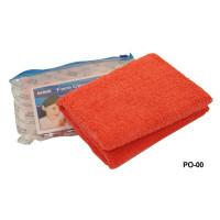 Полотенца для лица из микрофибры.