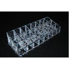 Органайзер для косметики на 24 ячейки