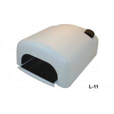 Лампа 36W для гелевого наращивания №304/001