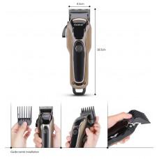 Машинка для стрижки волос Kemei KM-1990