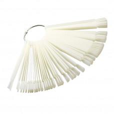 Планшет для образцов веер матовый (50шт)