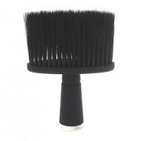 Сметка плоская черн. Salon Neck Brush
