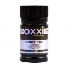 База для гель-лака RUBBER OXXI 30 мл