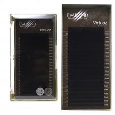 Ресницы MIX Evabond Virtuoz 20 линий 0.15С