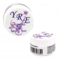 Гель однофазный YRE Candy Rose 15 ml