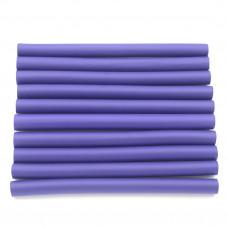 Бигуди папилетки дл. d 2.0  (10шт) (фиолетовые)