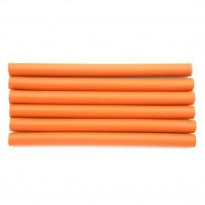 Бигуди папилетки дл, d 2.2  (6шт) (оранжев.)