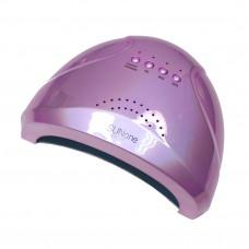 Лампа 48 Вт. UV -LED SUN ONE (ХРОМ) розовая